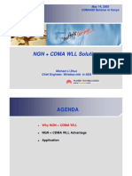 7-Huawei NGN + CDMA WLL Solution