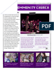 FCC Newsletter May '11