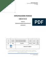 Especificaciones Tecnicas Reposicion Ascensor CESFAM
