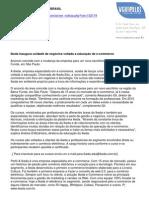 Portal Fator Brasil Ikeda inaugura unidade de negócios voltada a educação de e-commerce
