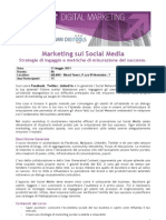 MILANO Social Marketing