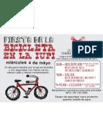 FIESTA DE LA BICICLETA upr-rp