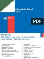 encuesta Salud 2010