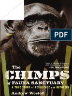 The Chimps of Fauna Sanctuary by Andrew Westoll (Excerpt)