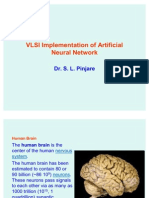 VLSI Implementation of Artificial Neural Network
