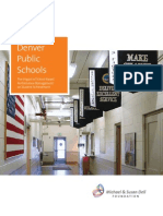 Dell Foundation - Denver Case Study
