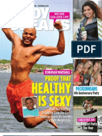 Study Breaks magazine, Austin, May 2011