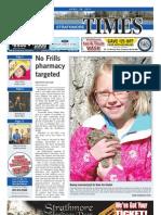 April 29, 2011 Strathmore Times