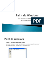 Paint de Windows