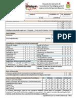 Encuesta valoración Competencias TIC - Equipo TIC Valledupar - 2008