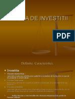 DECIZIA DE INVESTITII 2