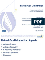 08 Natural Gas Dehydration