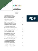 Alighieri Dante - Divina Comedia