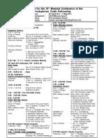 PYF Biennial Conference Vawi 19-Na