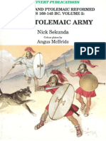 The Ptolemaic Army Seleucid and Ptolemaic Reformed Armies 168 145 BC Volume 2