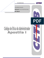 APOSTILA ÉTICA PROFISSIONAL - MARIA EMILIA