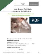 Relatório da actividade laboratorial 1 - Cópia