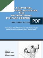 Multinational Operations,