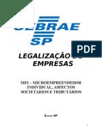 LEGALIZAÇÃO DE EMPRESAS - MEI