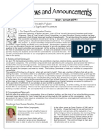 May-June 2011 Newsletter