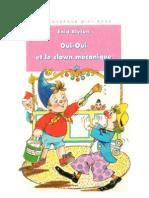 Blyton Enid  Oui Oui et de clown mécanique