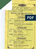 Karungulam Chitra Pournmai - 2011 invitation by Devasthanam