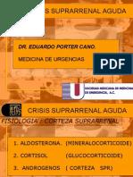 Crisis Suprarrenal Aguda