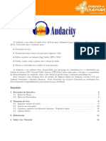 Tutorial Audacity - Estúdio Livre