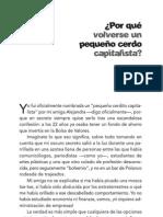 Pequen Cerdo Capitalist A Primeras Paginas