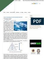 Cloud Computing é economicamente imparável! _ GN² - Grupo de Novos Negócios - Elevando suas ideias!