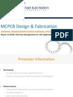 LED Thermal Management Basics for PCB Designers