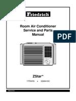 ZStar ZQ08 Parts Service Manual