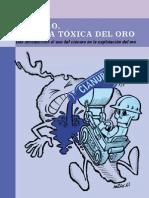 Cianuro-cara Toxica Del Oro