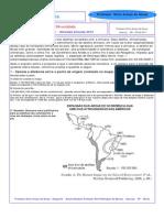 Tema para o Vestibular - Escalas e Diversidade