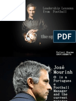 Leadership Lessons From Jose Mourinho
