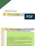 NUR 360 Breast Cancer