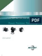 Neugart Product Catalog 2010