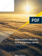 Information Security in a Border Less World