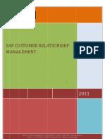 SAP CRM Curicullum[1]