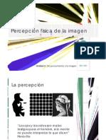 Percepcion Fisica de La Imagen