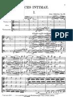 Jean Sibelius - String Quartet, Op. 56