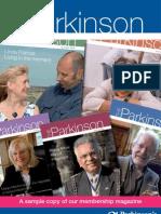 Parkinson Taster Web