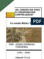 El Codigo Da Vinci JEC Ultimo