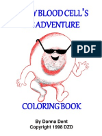 Bobby the Blood Cell - Coloring