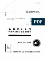 Apollo Terminology