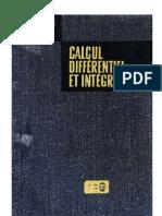 N Piskounov - Calcul Differentiel Et Integral