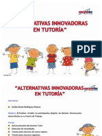 Alternativas as en La Tutoria Intersemestral