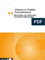 OECD - Bribery in Public Procurement