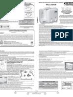 Manual Palladium Snta