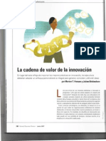 La Cadena de Valor de La Innovaci%C3%B3n